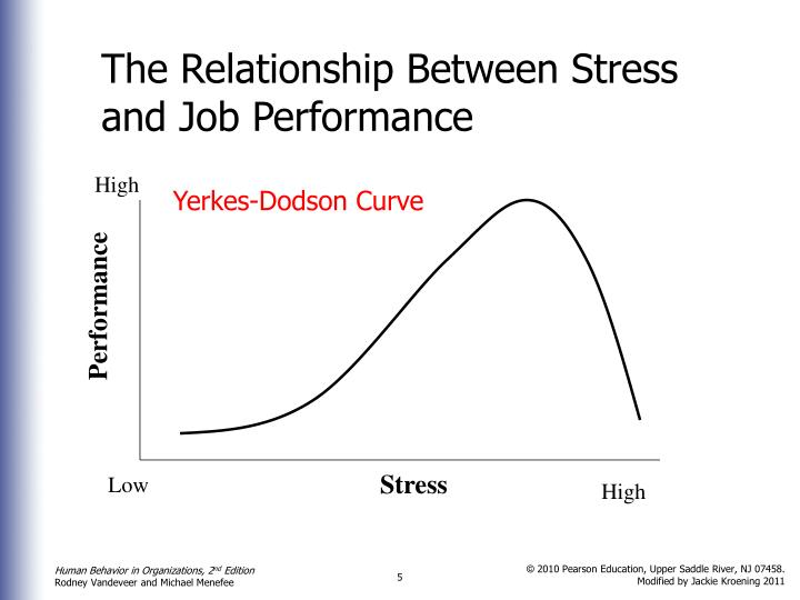 The Relationship Between Stress