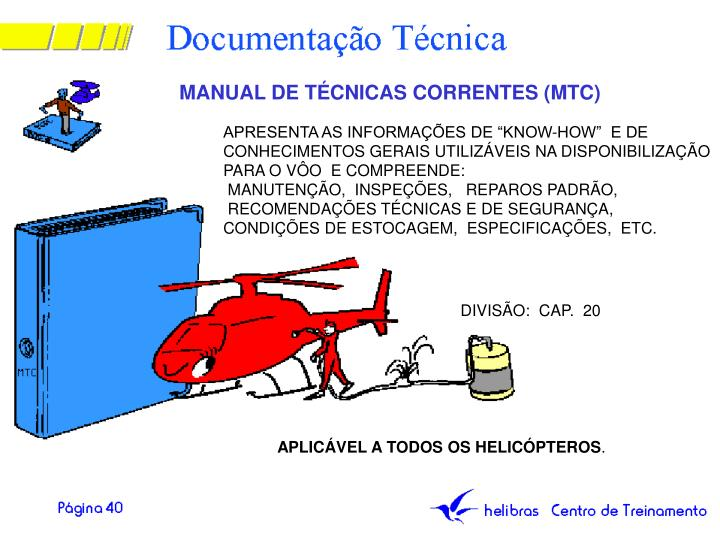 MANUAL DE TÉCNICAS CORRENTES (MTC)