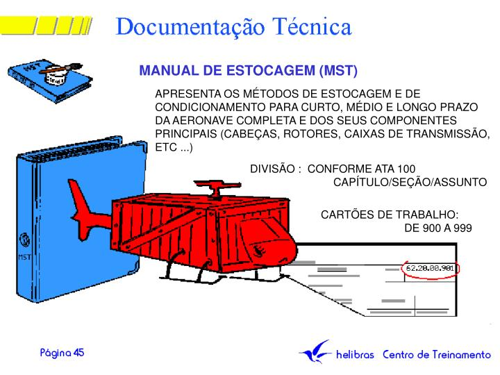 MANUAL DE ESTOCAGEM (MST)