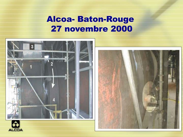 Alcoa- Baton-Rouge