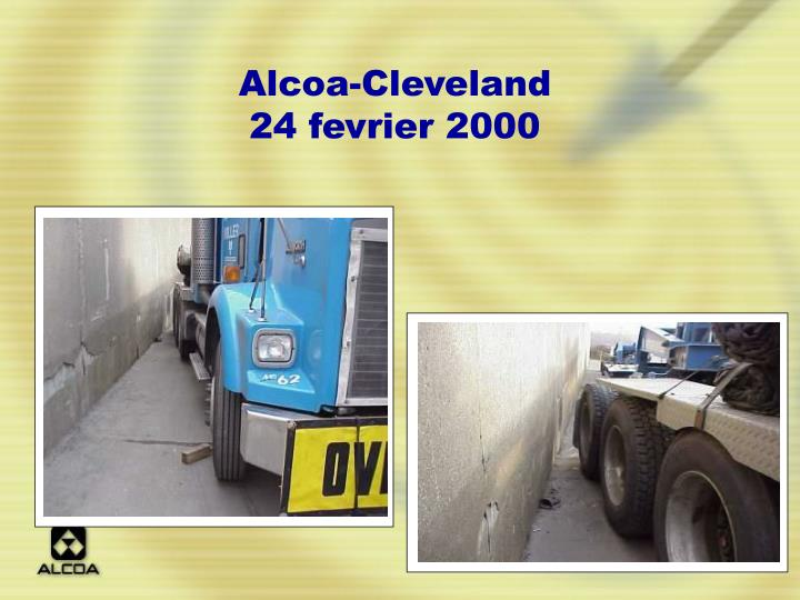 Alcoa-Cleveland