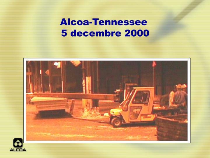 Alcoa-Tennessee