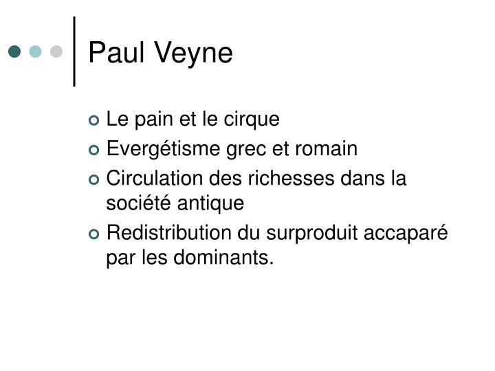 Paul Veyne