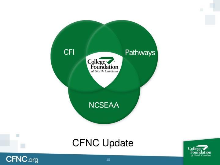 CFNC Update