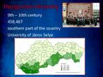 hungarian minority