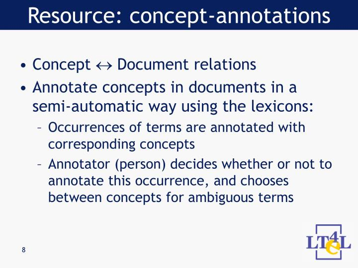 Resource: concept-annotations