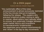 or a 2004 paper anderson bollerslev diebold vega aer