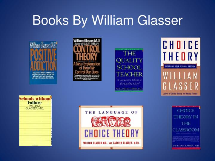 Books By William Glasser