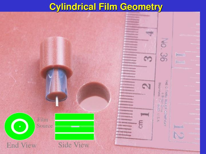 Cylindrical Film Geometry