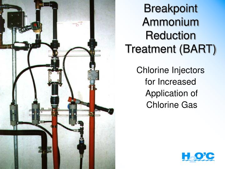 Breakpoint Ammonium Reduction Treatment (BART)