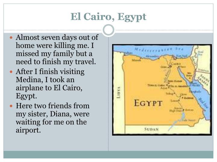 El Cairo, Egypt
