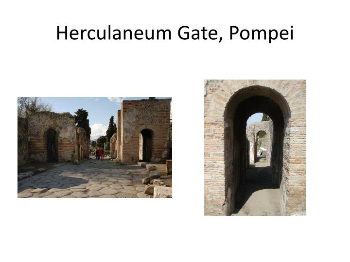 Herculaneum Gate,