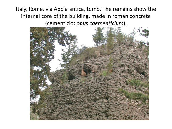 Italy, Rome, via