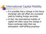 international capital mobility2