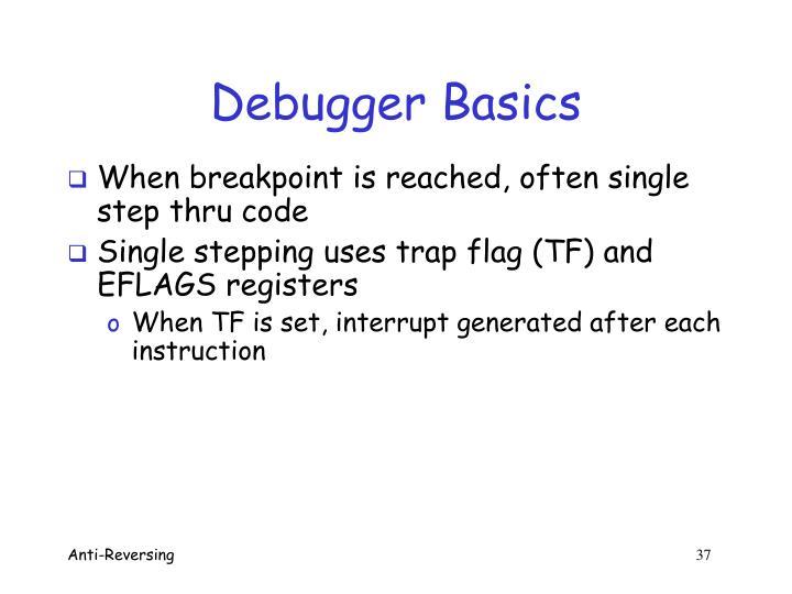 Debugger Basics