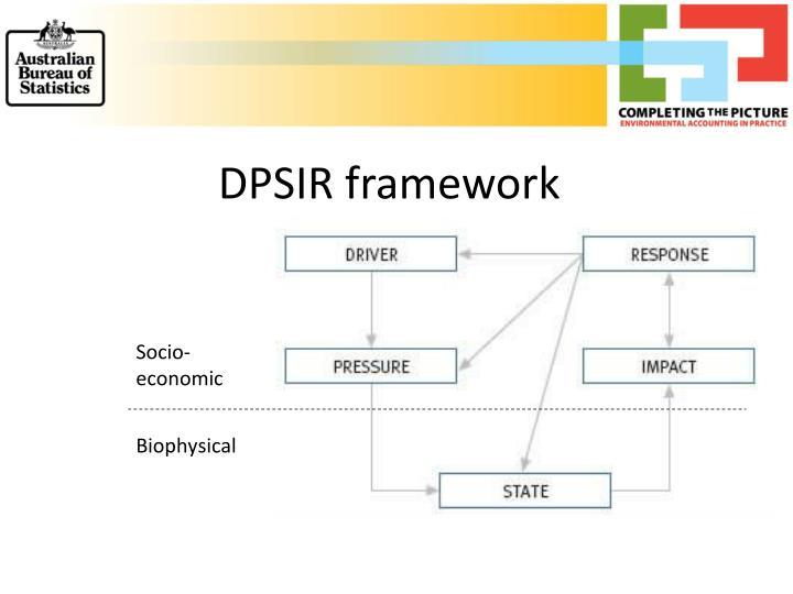 DPSIR framework