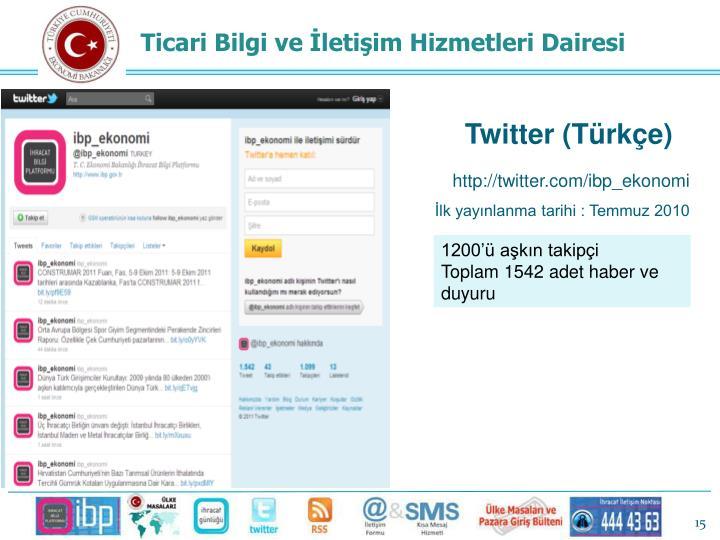 Twitter (Türkçe)