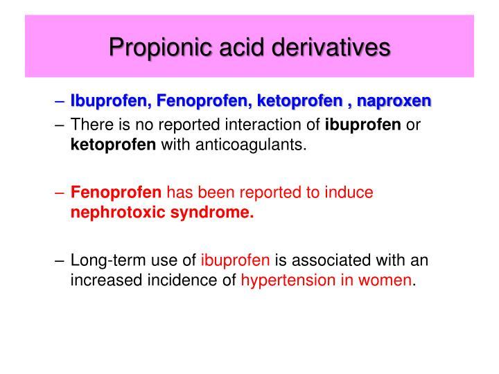 Propionic