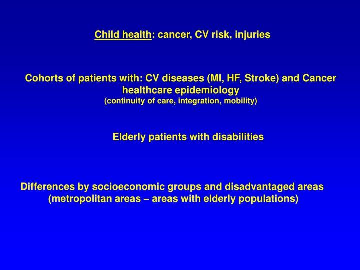 Child health