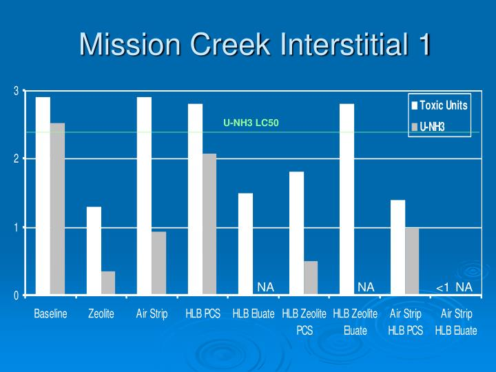 Mission Creek Interstitial 1