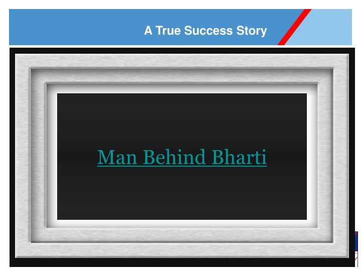A True Success Story