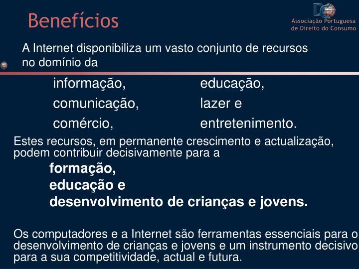 informação,