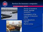 services for insurance companies1