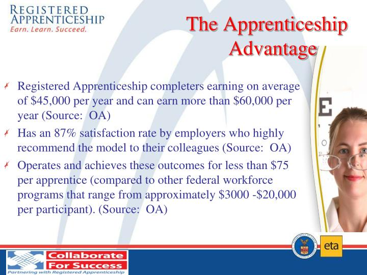 The Apprenticeship