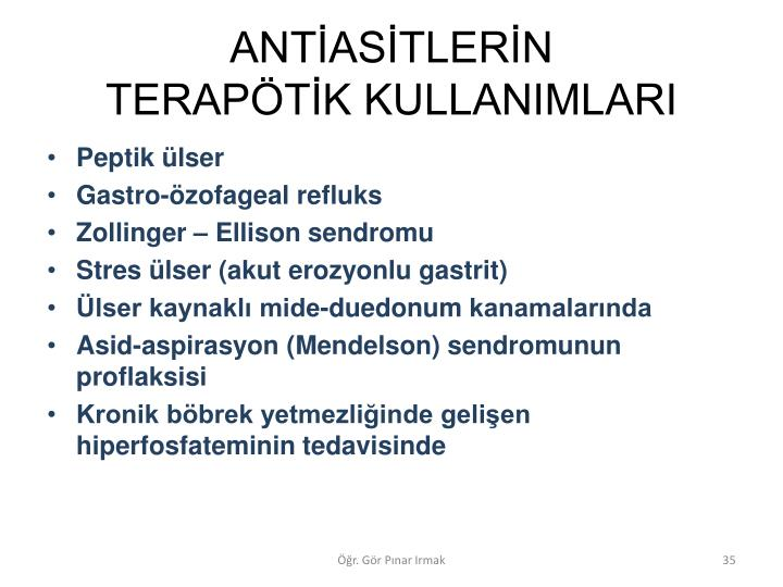 ANTASTLERN