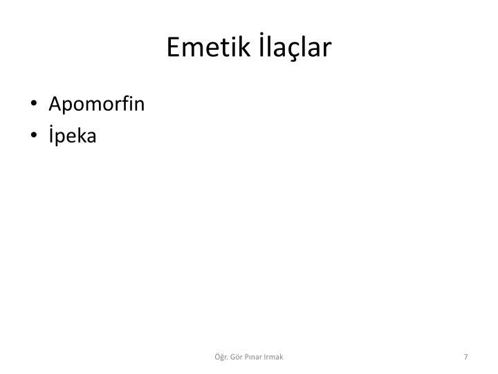 Emetik