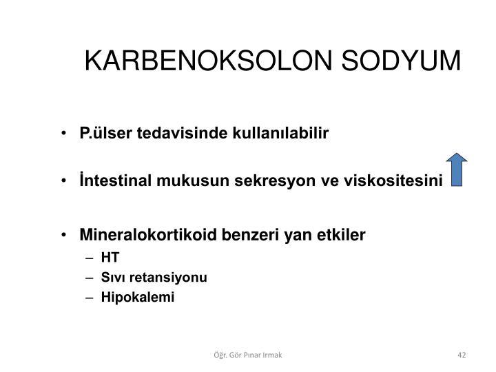 KARBENOKSOLON SODYUM