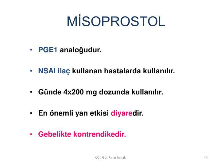 MSOPROSTOL