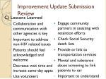 improvement update submission review2