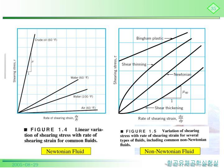 Newtonian Fluid