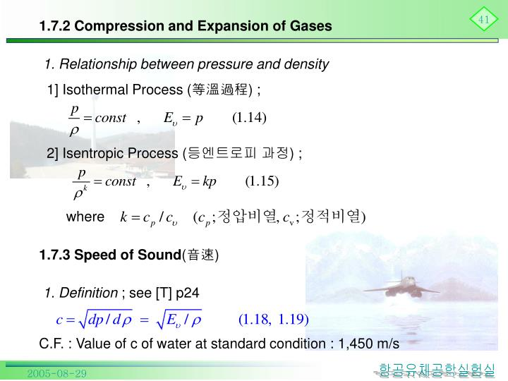 1.7.2 Compression and Expansion of Gases
