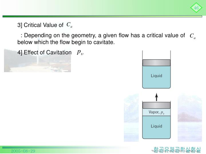 3] Critical Value of