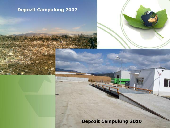 Depozit Campulung 2007