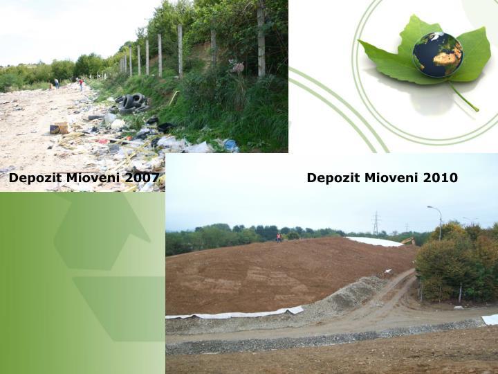 Depozit Mioveni 2007