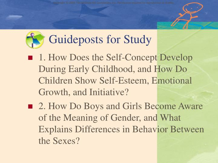 Guideposts for Study