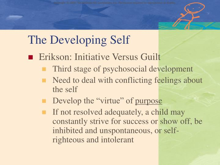 The Developing Self