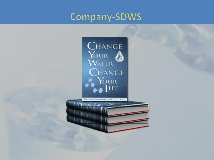 Company-SDWS
