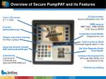 overview of secure pumppay and its features