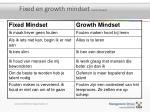 fixed en growth mindset carol dweck