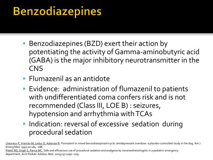 Benzodiazepines