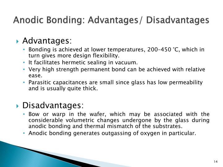 Anodic Bonding