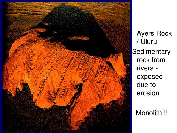Ayers Rock / Uluru