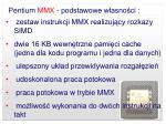 pentium mmx podstawowe w asno ci1