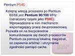 pentium p54c1