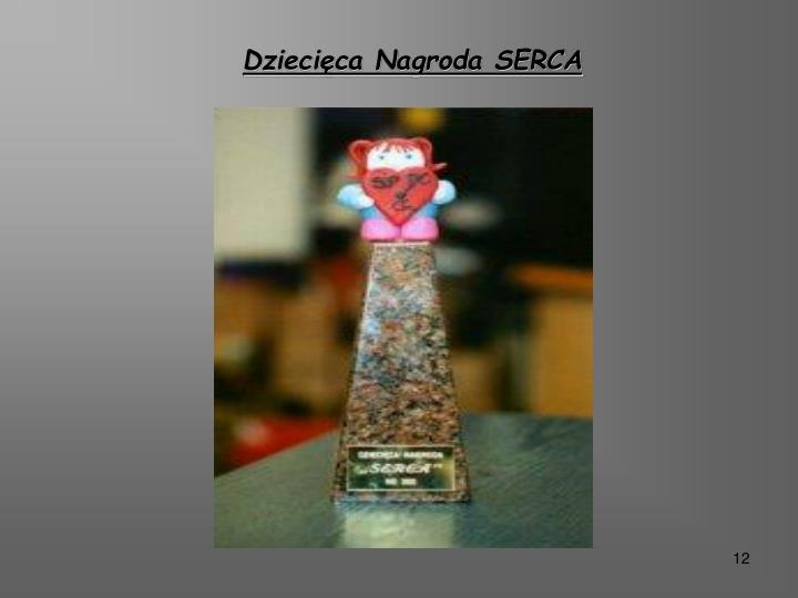 Dziecięca Nagroda SERCA