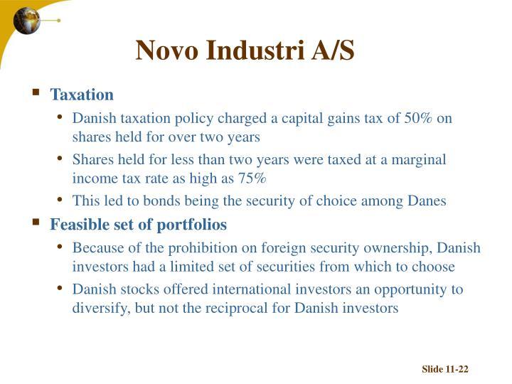 Novo Industri A/S
